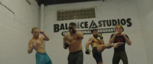 Andre Petroski Fighting